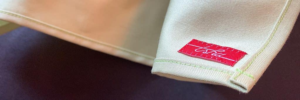 extra large cotton handkerchief