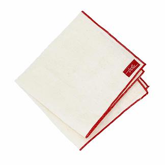 flannel handkerchief
