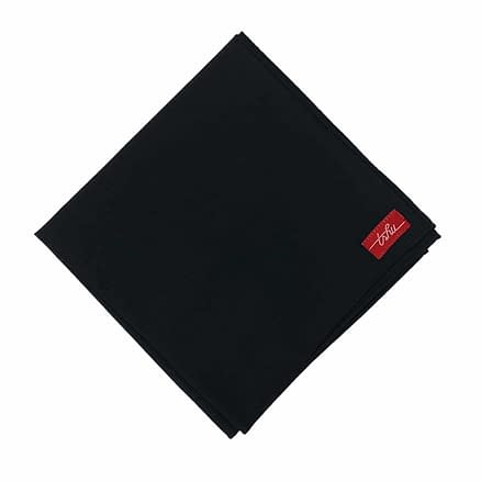 black handkerchief