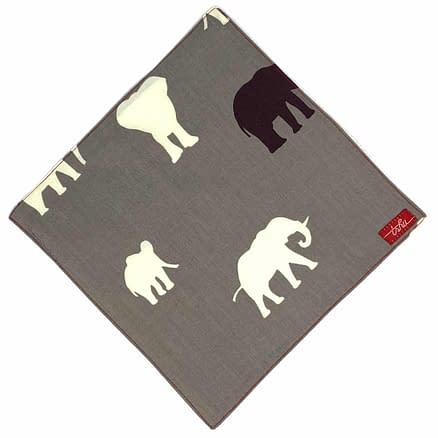 elephant washcloth