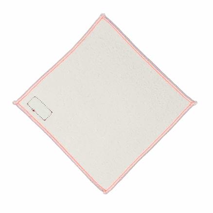 reusable cotton pad back