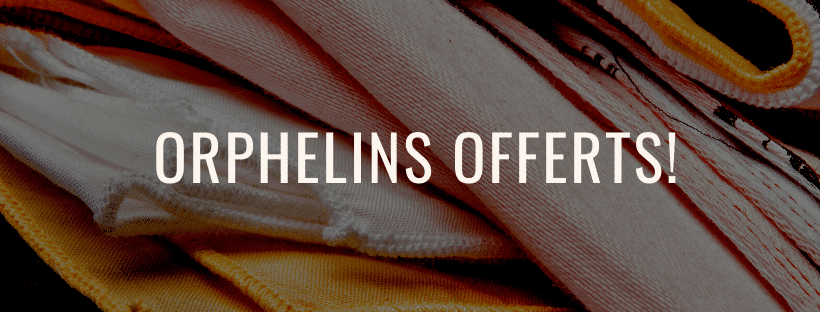 mouchoirs en tissu gratuits