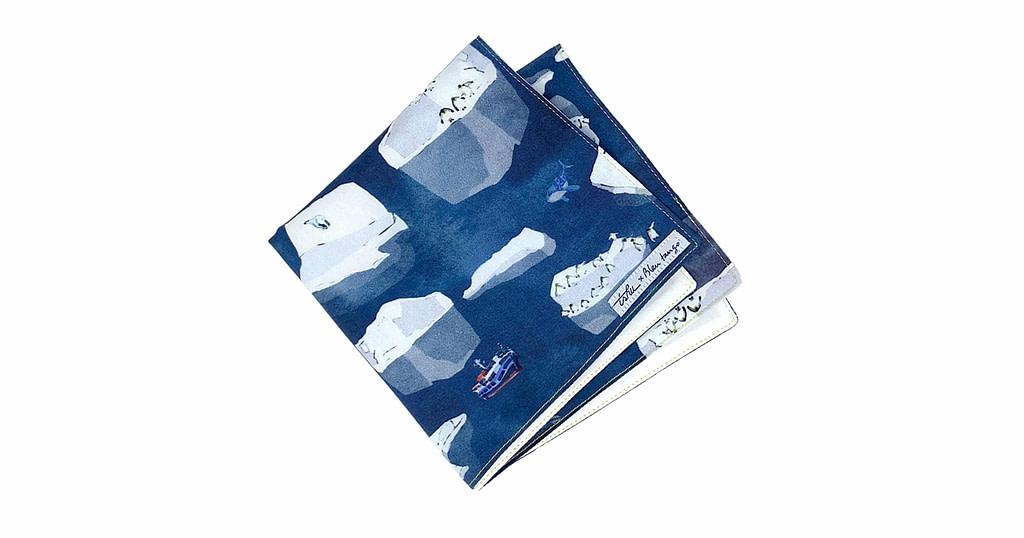 winter handkerchief