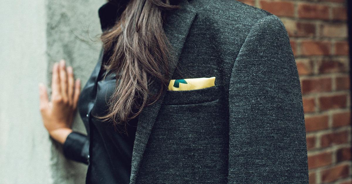 gentleman handkerchief