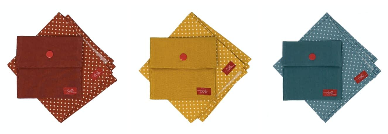 new handkerchiefs on the TSHU online shop!