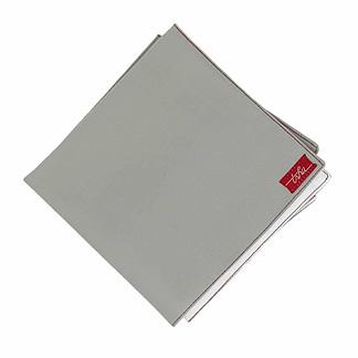 grey handkerchief