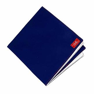 navu blue organic handkerchief