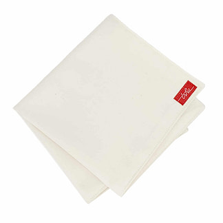 Two-ply custom handkerchief