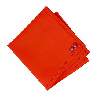 red handkerchief