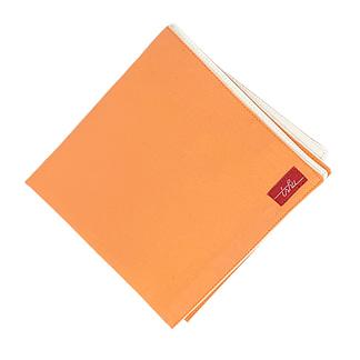 coral handkerchief