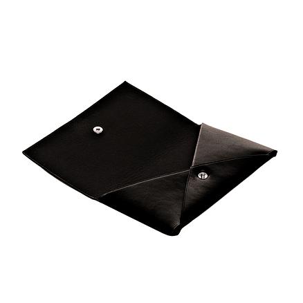 Leather Handkerchief Case