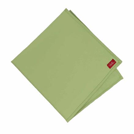 grand mouchoir vert