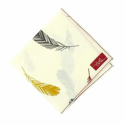 pocahontas petit mouchoir tissu