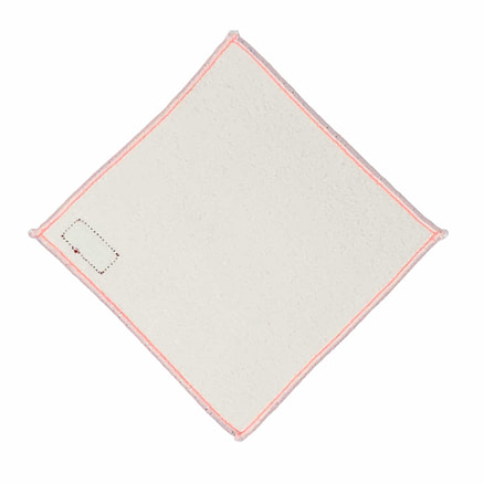 reusable cotton pad back
