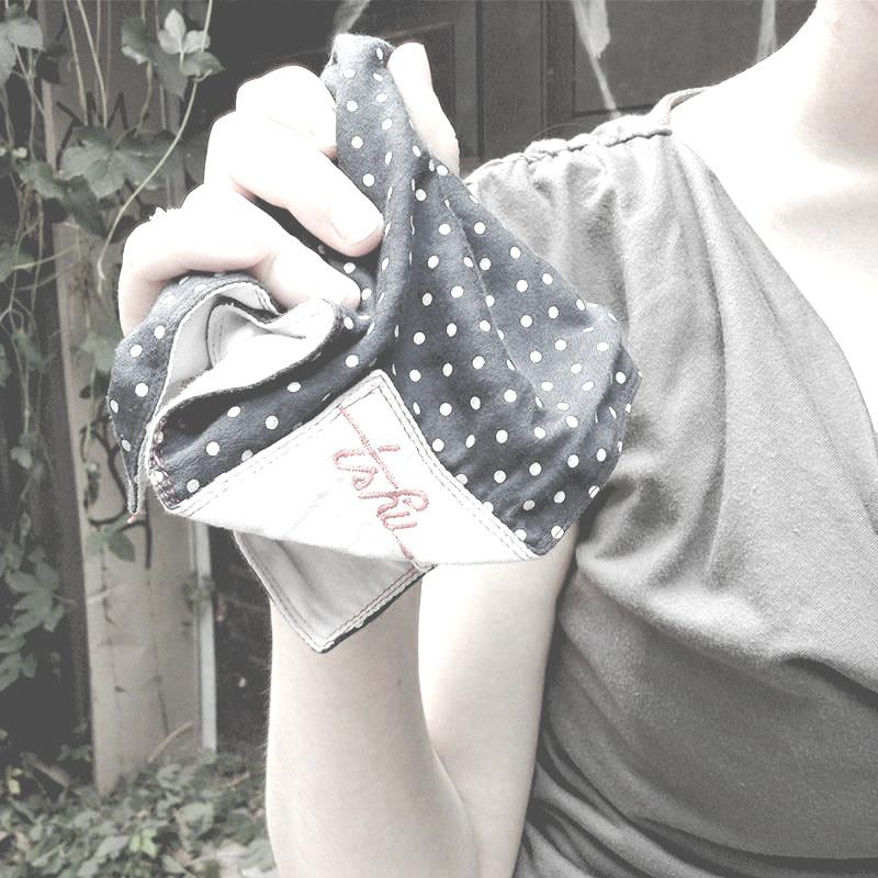 Pascale's handkerchief
